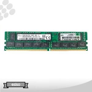 809083-091 HPE 32GB 2RX4 PC4-2400T-R MEMORY MODULE (1X32GB)
