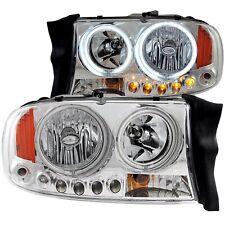 Anzo Headlight Assembly-Projector with for Dodge Dakota, Durango / 111193