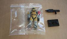 Halo Mega Bloks UNSC Spartan Grenadier en or