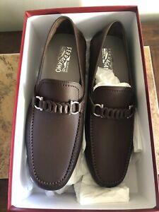 Salvatore Ferragamo  mens shoes size 12 new