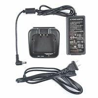 Rapid Li-ion Charger for ICOM IC-F4021 IC-F4023 IC-F4161 IC-F4163 Portable Radio