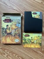 Operation Wolf (Nintendo Entertainment System, NES) *AUTHENTIC, TESTED*