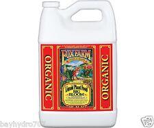 FoxFarm Organic Big Bloom 128oz GALLON Save $$ With BAY HYDRO $$