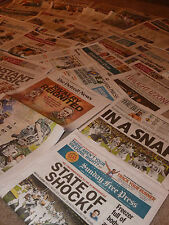 MICHIGAN MICHIGAN STATE RIVALRY Wolverines Spartans 18 NEWSPAPERS OCT 2015 BIG10
