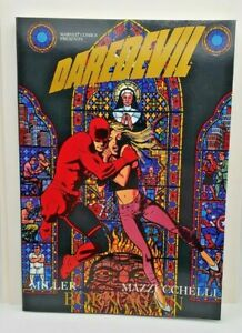 Daredevil Born Again First Edition  TPB Softcover 1987 NM+  Marvel Comics