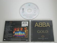 ABBA/GOLD - GREATEST HITS(POLYDOR-POLAR 517 007-2) CD ALBUM