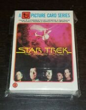 1979 TOPPS STAR TREK COMPLETE SET 33 CARDS RAINBO BREAD