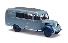 """Busch 51851 Robur Garant K 30 Bus / Break """" bleu clair """" HO 1:87 NEUF"""