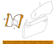 VW VOLKSWAGEN OEM 07-15 Eos Door-Window Lift Regulator 1Q0837462G