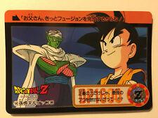 Dragon Ball Z Carddass Hondan Part 21 - 190