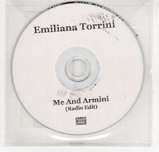 (GO88) Emiliana Torrini, Me And Armini - 2008 DJ CD