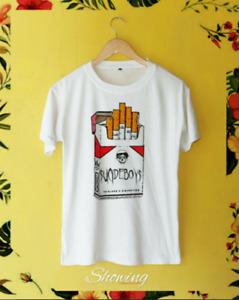 Suicideboys logo cigaretes new FTP F**k The Population $uicideboy$ T Shirt New