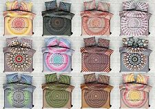 10 Pc Wholesale Lot Indian Cotton Handmade Quilt Cover Queen Doona Cover