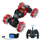 Remote Control Off-Road RC Stunt Car Gesture Sensing 4WD Double Sided Flip