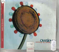 Owsley-Coming Up Roses Promo cd single