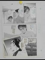 z167 Ai to Fukushuu no Banka Original Japanese Manga Comic Art Interior Page