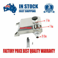 Alloy Coolant Header Overflow Tank Fit Ford Falcon BA /BF XR6 XR8 FPV GT FG 6CYL
