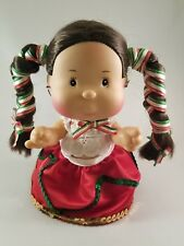 Cute Mexican Poblano little girl doll Collectible