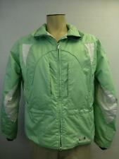 womens COULOIR Fushion Entrant Dermizax mint gn zip Ski Coat Jacket hooded sz 14