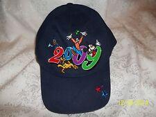 NWOT?  NAVY BLUE WALT DISNEY WORLD 2009 YOUTH baseball cap NICE MUST SEE & BUY