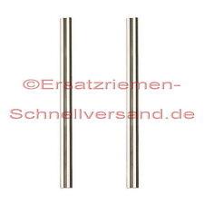 2 HM Wendemesser / Hobelmesser für AEG Hobel EH 825 / EH825