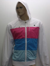 ROCAWEAR FULLZIP TRACK JACKET SIZE L IN WHITE COLOUR !