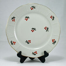 "Herend 9"" Luncheon/Dessert Plate 521 Petit Berries"