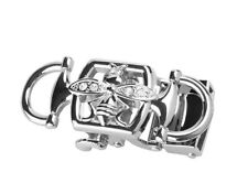 Siiver With Round White Cz Buckle Stunning Beautiful Bee Design In 925 Sterling