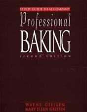 NEW - Professional Baking - Study Guide (2nd Edition) by Gisslen, Wayne