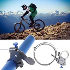 Remote Lock Lever 22.2mm Handlebar Bike Front Spring Oil Fork Controler Bicycle