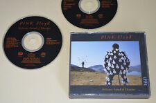 Pink Floyd - Delicate Sound Of Thunder / Live / EMI 1988 / W. Germany / 2CD Fat