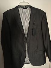 West End Simon Carter Gray 2 Button Mens Blazer Suit Jacket Size 40L NWT