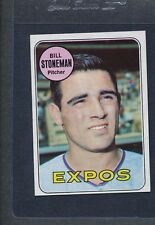 1969 Topps #067 Bill Stoneman Expos EX/MT *961