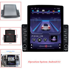 "1DIN Rotatable DC12V 10.1"" Android 8.1 HD Quad-core MP5 1GB+16GB Car Radio GPS"