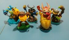 Lot of 5 Skylander Swap Force Activision Figures Xbox One Skylanders