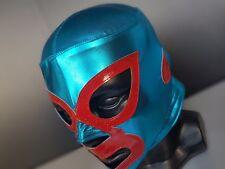 NACHO WRESTLING MASK LUCHADOR COSTUME WRESTLER LUCHA LIBRE MEXICAN MASKE