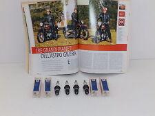 MOTO D'EPOCA - BENELLI - MORINI - GUZZI - MV - VESPA GS - CANDELE A/C DELCO