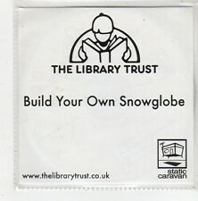 (FS90) The Library Trust, Build Your Own Snowglobe - DJ CD