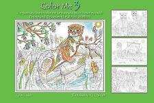 Color Me 3- Illustrated by: P. J. C. Smart - FREE SHIPPING