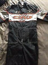 CRG Go Kart Race Suit CIK FIA Level 2 Size 40 Used