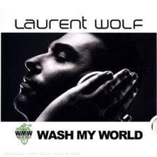 Wolf, Laurent-wash My world CD neuf emballage d'origine