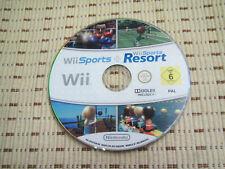 Wii Sports + Wii Sports Resort für Nintendo Wii und Wii U