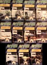 Colección ''Dossier X OVNI'' (1997): documentales (VHS) y archivadores y póster