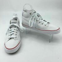 Converse Chuck Taylor Shoes Men's Size 10.5 White High Top Casual Skate Sneaker