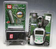 Excalibur 468-Cs-Rs Digital Golf Pro + Bonus Golf Scope