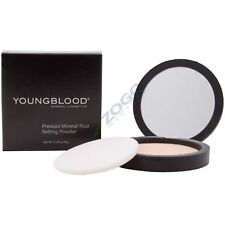 Youngblood Pressed Mineral Rice Powder Medium 0.35 oz - New in Box