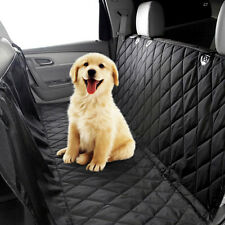 Waterproof For Car Rear Seat Dog Pet Heavy Duty Cushion Cover Protect New Sale