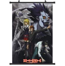 "Hot Japan Anime Death Note L Kira Home Decor Poster Wall Scroll 8""x12"" FL912"