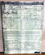 VHTF CUTTY SARK AGREEMENT AND ACCOUNT OF CREW OFFICIAL REPRODUCTION