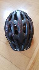 Giro Rift Damen Rennrad Fahrrad Helm (Gr. 54-61, 333g) schwarz/rot